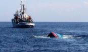 Đà Nẵng: Xác định tàu sắt đâm chìm tàu cá ngư dân tại cảng Tiên Sa