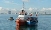 Đà Nẵng: Cứu hộ 11 thuyền viên trên tàu bị hỏng máy tại ngư trường Hoàng Sa