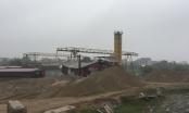 Mê Linh, Hà Nội: Trạm trộn bê tông không phép tra tấn người dân