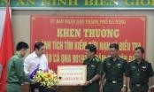 Đà Nẵng: Khen thưởng vụ truy tìm tung tích tàu sắt đâm chìm tàu ngư dân