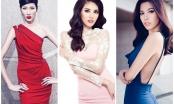 Lan Khuê - Minh Tú - Hoàng Thùy bộ ba HLV The Face - Gương mặt thương hiệu mùa 2