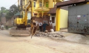 Vĩnh Phúc: Ra quân xử lý các trường hợp lấn chiếm lòng lề đường, vi phạm luật đất đai