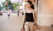 Huyền My tích cực thay đổi phong cách trước khi dự thi Hoa hậu Hoà Bình Thế giới