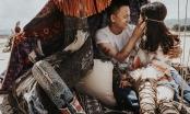 Trò chuyện với cặp đôi sở hữu bộ ảnh cưới đến từ bộ lạc da đỏ