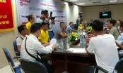 Bốc thăm giải bóng đá tranh Cúp Trung Thành lần thứ V chào mừng kỷ niệm ngày báo chí Việt Nam