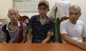 Hà Nội: Tạm giữ nhóm thanh niên kẹp 3, mang theo ma túy đá