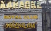 Chém nhau kinh hoàng, quán karaoke Royal Club Hoàng Gia vẫn hoạt động tấp nập