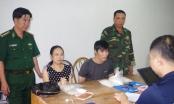 Quảng Ninh: Bắt hai vợ chồng vận chuyển ma túy