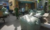 Đà Nẵng: Phát hiện gần 10 tấn hàng lậu từ Hà Nội về ga Đà Nẵng