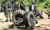 Nổ bom tại miền Nam Thái Lan, 6 binh sĩ thiệt mạng