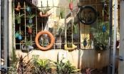 Hà Nội: Biến những điểm đen rác thải thành vườn hoa thanh niên