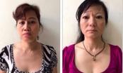 Hai Tú bà sa lưới vì tội môi giới chứa mại dâm và môi giới mua dâm gái 9x