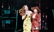 Hồ Ngọc Hà song ca cùng với Thu Minh ca khúc mới toanh trong Live concert Phượng hoàng lửa