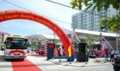 Đà Nẵng: Khai trương tuyến bus TMF và mô hình trả phí đỗ xe qua điện thoại