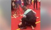 TP HCM: Nam thanh niên nhảy lầu tự tử tại Aeon Mall