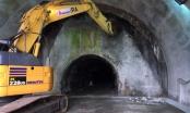 Thí điểm nổ mìn thi công mở rộng hầm Hải Vân 2