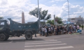 Đà Nẵng: Xe tải lại va chạm xe máy đi cùng chiều, 1 người tử vong