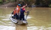 Lâm Đồng: Lật thuyền trên sông Krông Nô, 1 người chết 4 người mất tích