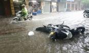 Hà Nội: Cơ bản đã hết các điểm ngập úng do ảnh hưởng bão số 2