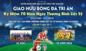 Thành Lương sẽ về Bắc Giang thi đấu từ thiện nhân ngày 27/7