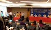 Đội bóng đá báo Pháp luật Việt Nam tham dự cúp bóng đá Press Cup 2017