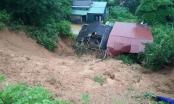 Hà Giang: Một người chết vì sét đánh, nhiều ngôi nhà phải di dời gấp trong mưa lũ