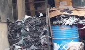 Hà Nội: Bị yêu cầu di dời, cơ sở sản xuất nhôm vẫn ngang nhiên hoạt động và gây ô nhiễm