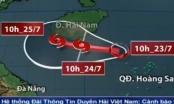 Bão số 3 đã đổ bộ vào Trung Quốc, xuất hiện bão số 4