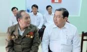 TP Đà Nẵng thăm hỏi, tặng quà gia đình chính sách