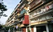 Nhiều chung cư cũ tại quận Hoàn kiếm được cải tạo