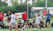 Vượt qua Tiền Phong, báo Pháp luật Việt Nam vào chung kết Press Cup 2017