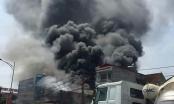 Hà Nội: Nhiều người thiệt mạng và bị thương tại vụ cháy xưởng sản xuất bánh kẹo