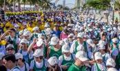 Gần 5.000 VĐV tham dự Cuộc thi Marathon Quốc tế Đà Nẵng 2017