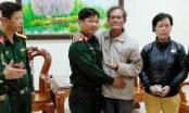 Lâm Đồng: Thượng úy quân đội trao trả tài sản cho người đánh rơi