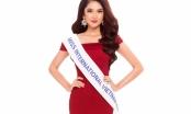 Á hậu Thuỳ Dung chính thức tham dự Miss International 2017