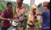 Phú Thọ: Nghi vấn CSGT huyện Cẩm Khê bắt xe của người dân không tham gia giao thông