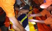 Khánh Hòa: Cứu kịp thời thuyền viên gặp tai nạn lao động trên tàu nước ngoài