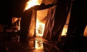 TP Vinh: Bà hỏa ghé thăm xưởng gỗ giữa đêm, thiêu đốt khoảng 7 tỷ đồng