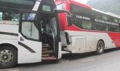 Lâm Đồng: Xe khách mất phanh trên đèo Bảo Lộc, hành khách hú hồn