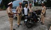 CSGT Đăk Nông liên tiếp bắt giữ tội phạm