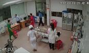 Nghệ An: Bác sĩ, điều dưỡng viên bị hành hung ngay tại phòng cấp cứu của bệnh viện
