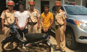 Đăk Nông: Bắt 2 đối tượng nghiện ma túy trộm cắp xe máy