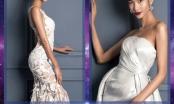 Hoàng Thùy chính thức ghi danh Hoa hậu hoàn vũ Việt Nam 2017