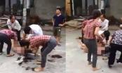 Vụ đánh ghen lột đồ ở Vĩnh Phúc: Hai người chưa đến trình diện