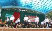 Quảng Ninh: Hút hồn với vũ điệu của học sinh trong lễ khai giảng