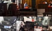 Toàn cảnh xét xử vụ án tai nạn liên hoàn: Cản trở báo chí tác nghiệp, tòa tuyên y án