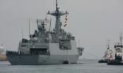 Hai tàu hải quân của Hàn Quốc chuẩn bị ghé thăm Đà Nẵng