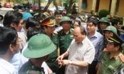 Thủ tướng Nguyễn Xuân Phúc yêu cầu tỉnh Nghệ An sớm khắc phục hậu quả sau bão số 10