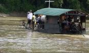 Tuyên Quang: Báo động tình trạng đò ngang chở khách quá tải mất an toàn