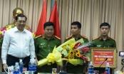 Chủ tịch Đà Nẵng khen thưởng nóng vụ phá án ma túy liên tỉnh
